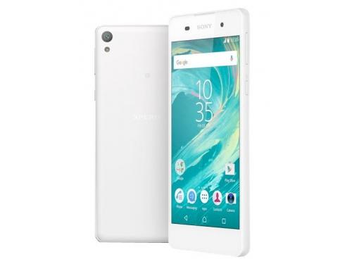 Смартфон Sony Xperia E5 F3311, белый, вид 2