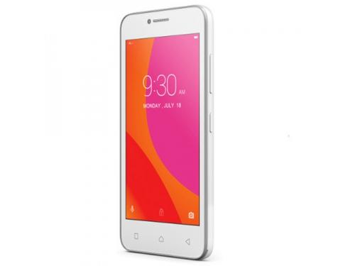 Смартфон Lenovo Vibe B (A2016A40) Dual SIM LTE, белый, вид 1