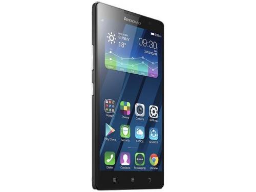 Смартфон Lenovo IdeaPhone P90 Single, чёрный, вид 1