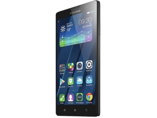 Смартфон Lenovo IdeaPhone P90 Single, чёрный, вид 3
