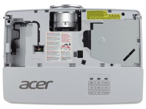 Мультимедиа-проектор Acer P5627, белый, вид 4
