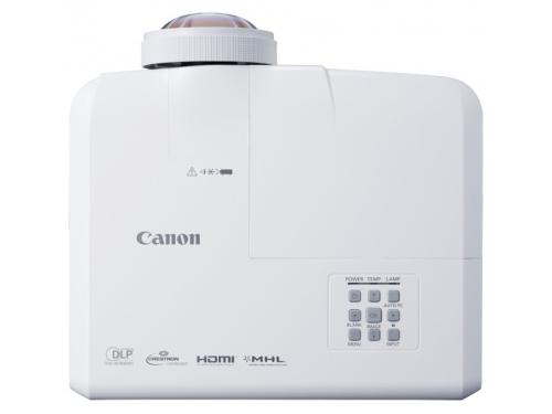 Мультимедиа-проектор Canon LV-WX310ST, белый, вид 1