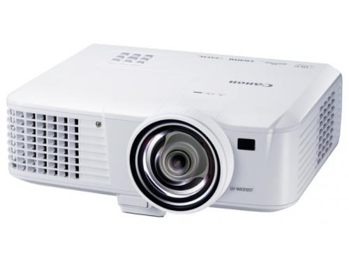 Мультимедиа-проектор Canon LV-WX310ST, белый, вид 2