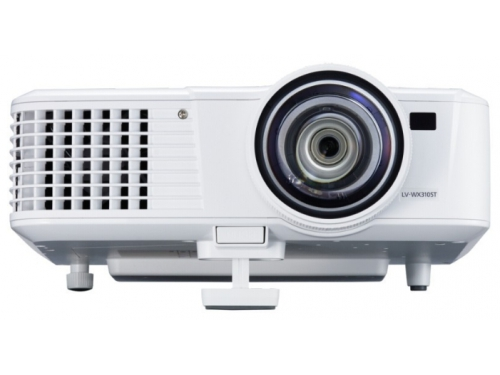 Мультимедиа-проектор Canon LV-WX310ST, белый, вид 5