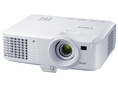 Мультимедиа-проектор Canon LV-X320, вид 1