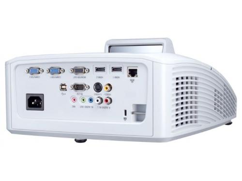 Видеопроектор Canon LV-WX300USTi (c ИК-маркерами), вид 3