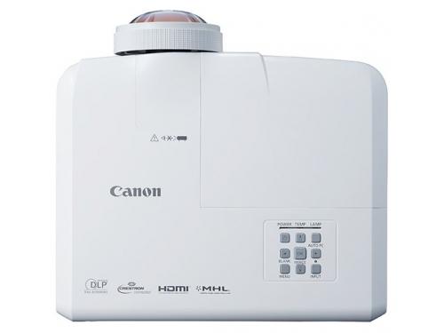 Мультимедиа-проектор Canon LV-X310ST, белый, вид 1