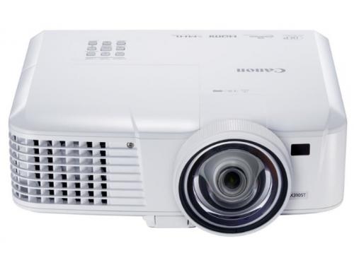 Мультимедиа-проектор Canon LV-X310ST, белый, вид 4
