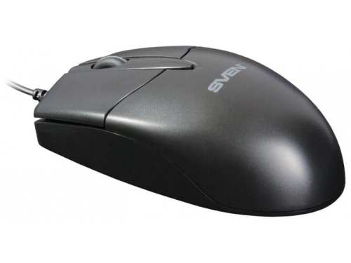 Мышка Sven CS-302 USB, черная, вид 2