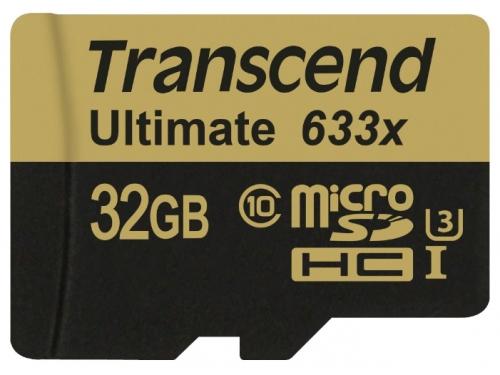 ����� ������ Transcend TS32GUSDU3 32Gb (� ���������), ��� 2
