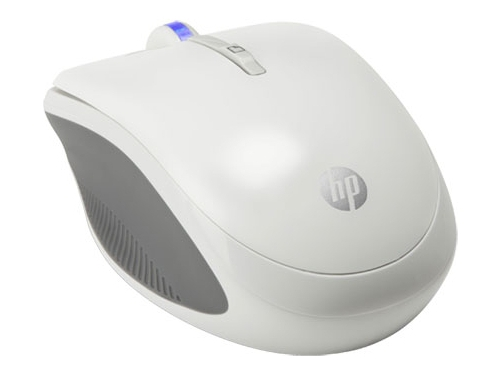 Мышка HP H4N94AA X3300, белая, вид 2