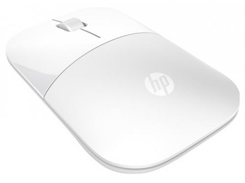 Мышка HP Z3700 Wireless Mouse, белая, вид 2