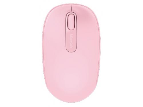 Мышка Microsoft Wireless Mobile Mouse 1850 U7Z-00024, розовая, вид 4