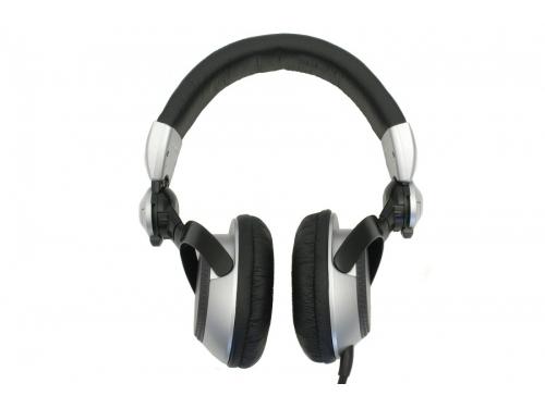 Наушники Panasonic RP-DJ1210E-S Technics, серебристые, вид 1