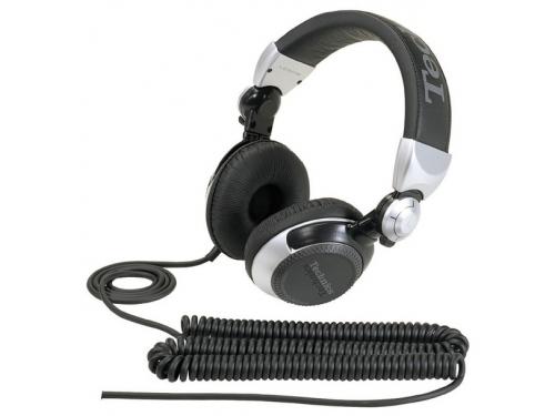 Наушники Panasonic RP-DJ1215E-S Technics, вид 1