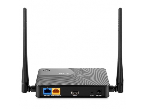 Роутер WiFi ZyXEL Keenetic 4G III, вид 3