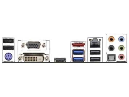 Материнская плата ASRock H81M-ITX, вид 2