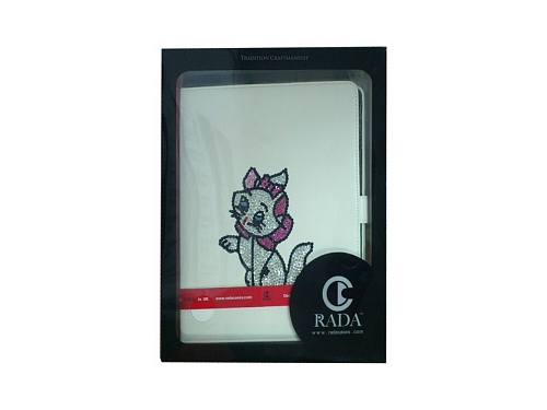 Чехол ipad Rada for iPad 2/3 White