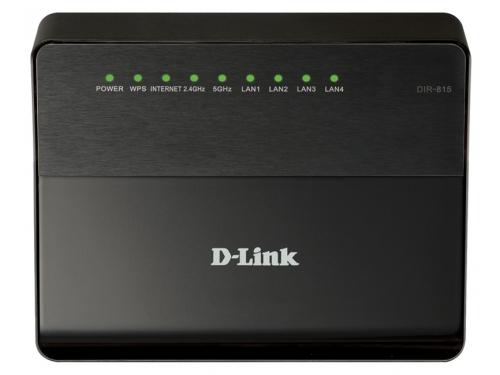 Роутер D-Link DIR-815/A/C1A Wireless router, вид 2