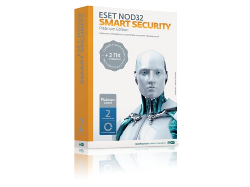 ��������� ESET NOD32 Smart Security Platinum Edition BOX, ��� 1