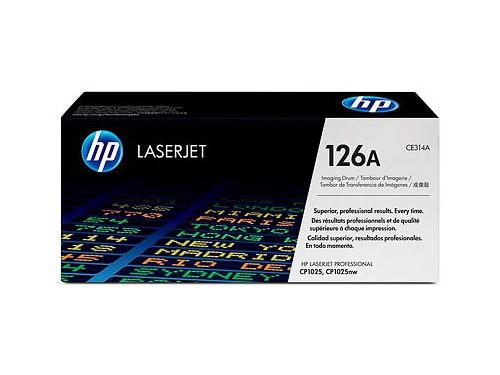 Картридж HP 126A для LJ CP1025 Blue, вид 1