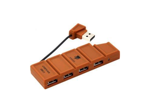 USB ������������ Konoos UK-35  Chocolatte, ��� 1
