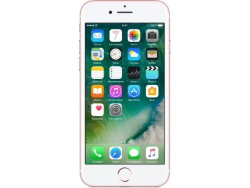Смартфон Apple iPhone 7 32Gb, Rose Gold (MN912RU/A), вид 1