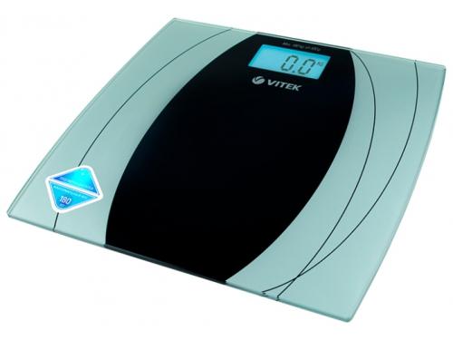 Напольные весы Vitek VT-8061 SR (стекло), вид 1