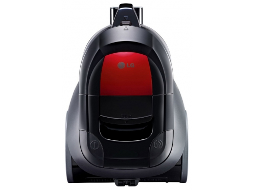 Пылесос LG VK69661N, черный/красный, вид 1