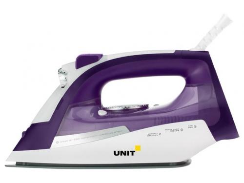Утюг Unit USI-284, фиолетовый, вид 1