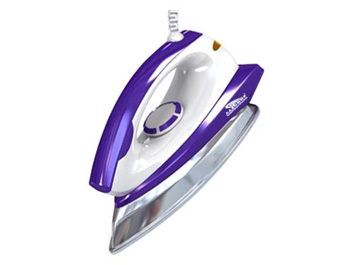 Утюг Ладомир-40, белый с фиолетовым, вид 1