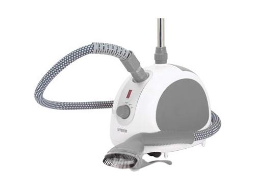Пароочиститель-отпариватель Mystery MGS-4001, серый, вид 1