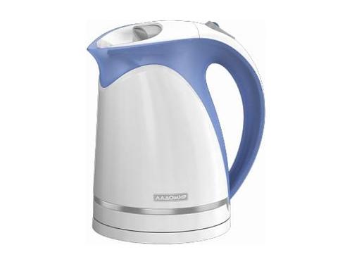 Чайник электрический Ладомир-324, голубой, вид 1