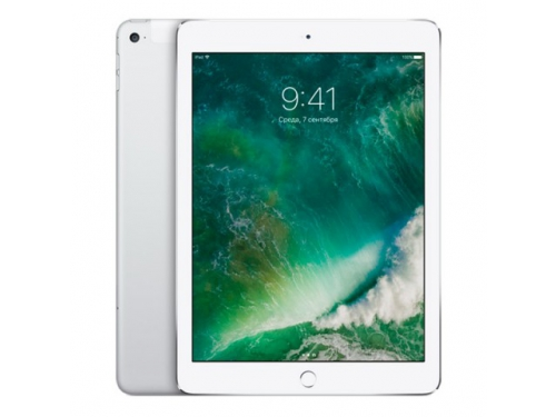 Планшет Apple iPad Air 2 32ГБ Wi-Fi+Cellular Silver, вид 1