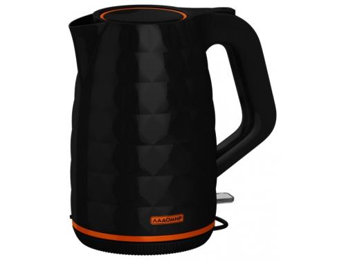 Чайник электрический Ладомир 329, черный, вид 1