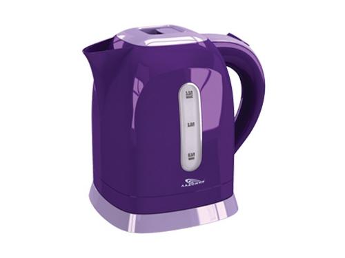 Чайник электрический Ладомир 313, фиолетовый, вид 1