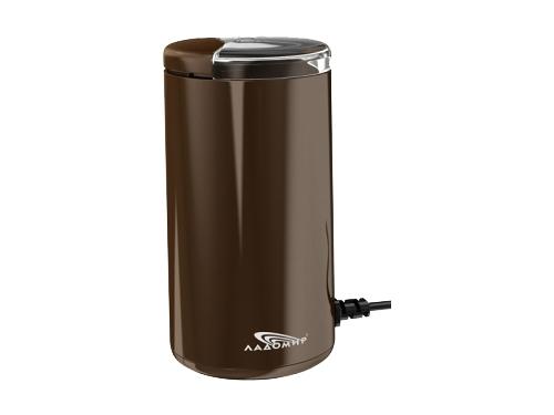 Кофемолка Ладомир-05, коричневая, вид 1