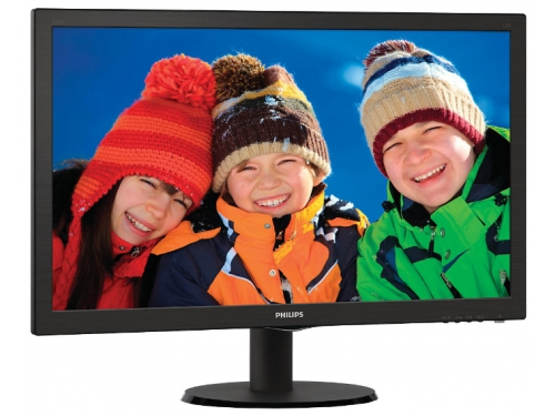 Монитор Philips 243V5LSB (00/01), вид 2