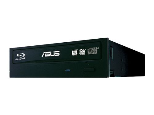 Оптический привод Blu-Ray Asus BW-16D1HT/BLK/B/AS черный SATA, вид 1