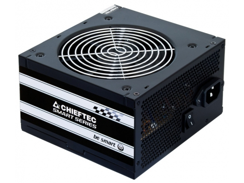 Блок питания Chieftec 500W GPS-500A8 v.2.3, вид 2