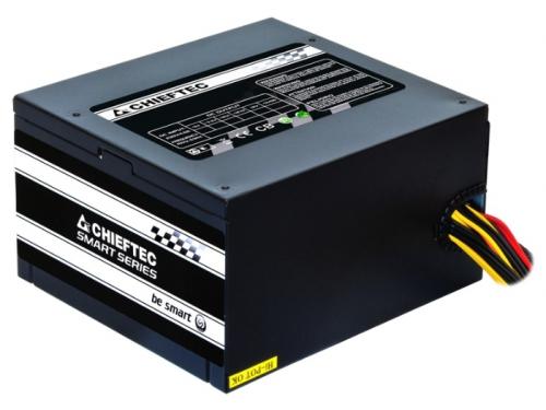 Блок питания Chieftec 500W GPS-500A8 v.2.3, вид 1