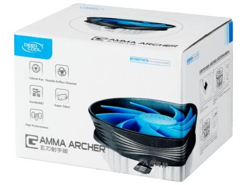 Кулер компьютерный Deepcool GAMMA ARCHER, вид 5
