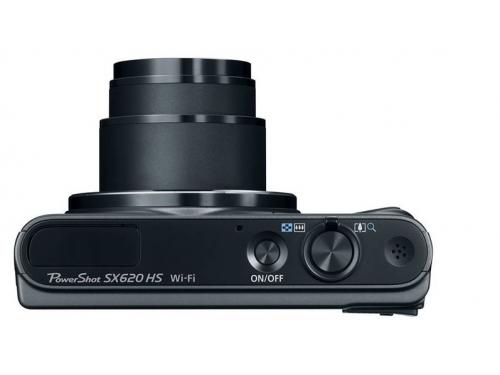 Цифровой фотоаппарат Canon PowerShot SX620 HS, черный, вид 2