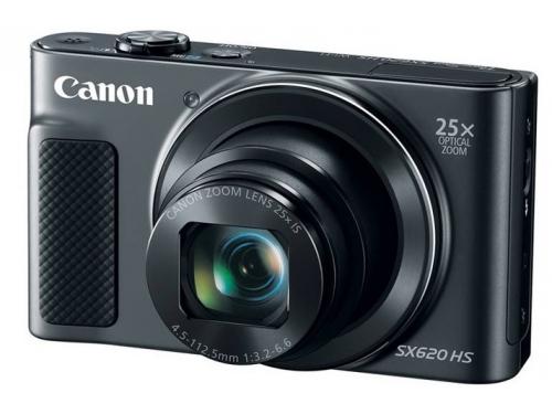 Цифровой фотоаппарат Canon PowerShot SX620 HS, черный, вид 1