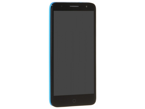 Смартфон Alcatel Pop 4 5056D, синий, вид 1