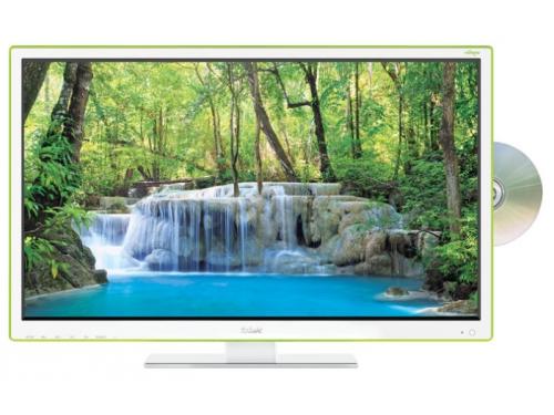 телевизор BBK  22-6078/FT2C Avokado белый/зеленый, вид 1