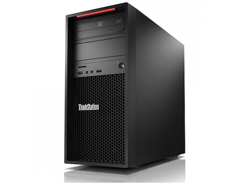 ��������� ��������� Lenovo ThinkStation P310 (TWR/250W/Core i7-6700/8GB DDR4 non-ECC/1TB SATA/DVD-RW/Quadro K620/KB&M/W10), ��� 1
