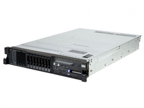Сервер Lenovo TopSeller x3650 M5 (Intel Xeon E5-2650v3, 16Gb, 2U, 8x 2.5''), 5462K7G, вид 1