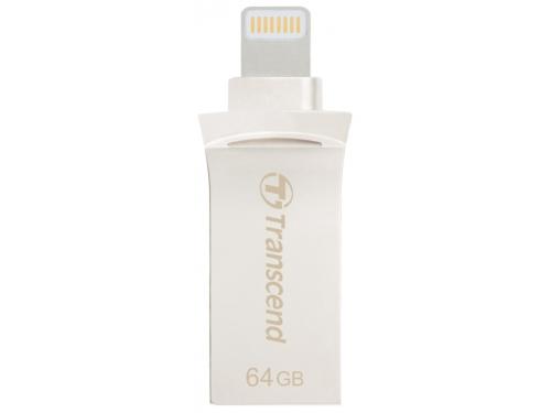 Usb-������ Transcend JetDrive Go 500S 64GB (Apple lightning / USB3.1), ��� 1