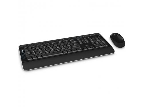Комплект Microsoft Wireless Desktop 3050 USB, черный, вид 1